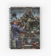 Metal Works 2.0 Spiral Notebook