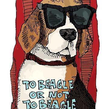 To beagle or not to beagle by DouglasZen