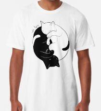 Ewige Katzenliebe Longshirt