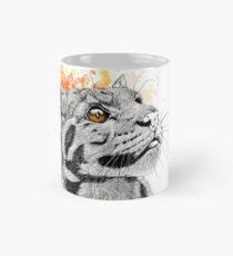 Nebulous panther Classic Mug