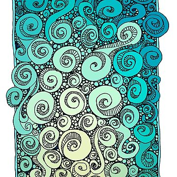The psychedelic bubbles by DouglasZen