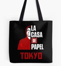 La casa de papel Tokyo Tote Bag