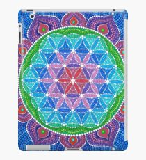 Lotus Flower of Life iPad Case/Skin