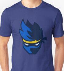 Ninja - Team Ninja Navy Blue Unisex T-Shirt