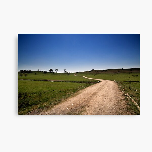 The Long & Winding Road Canvas Print