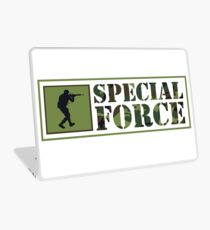 Special Forces Special Forces Elite Military Soldier Bundeswehr Camouflage Gift Laptop Skin
