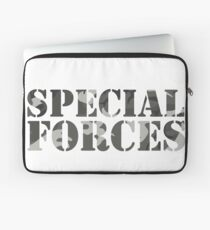 Special Forces Special Forces Elite Military Soldier Bundeswehr Camouflage Gift Laptop Sleeve