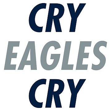 Cry Eagles Cry by fearcity