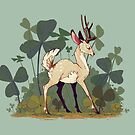 Oxalis Deer by keymonster