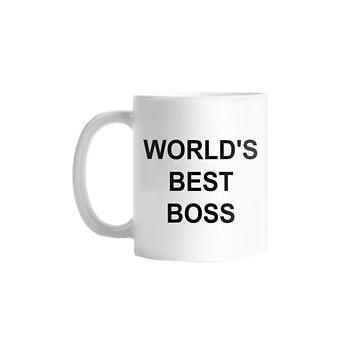 El mejor jefe del mundo de tffindlay