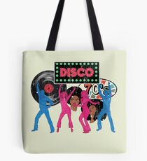 Classic Vintage 60s 70s Images  Tote Bag