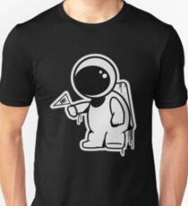 Lonely Astronaut Unisex T-Shirt