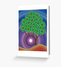 Ode to Harvest Greeting Card