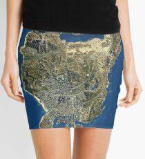 GTA V map Mini Skirt