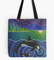 Orca Sonic Love Tote Bag