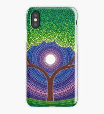 Happy Tree of Life iPhone Case