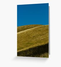 Landscape/Abstract Greeting Card