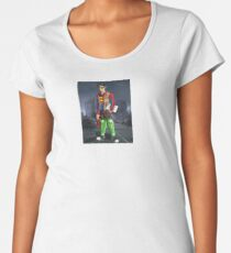 Nerd Frauen Premium T-Shirts