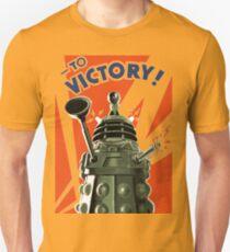 Dalek Victory Unisex T-Shirt