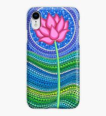 Lotus Growing iPhone XR Case
