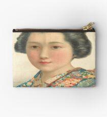 The Stunning Geisha Girl Studio Pouch