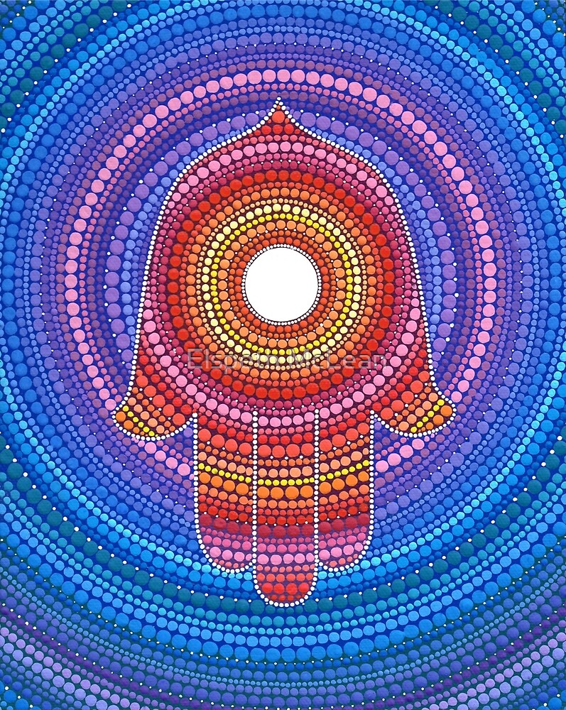 Quot Hamsa Protection Against The Evil Eye Quot By Elspeth Mclean