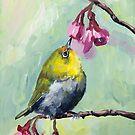 Little Yellow Bird by Julie Ann Accornero