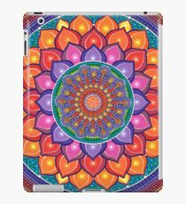 Vinilo o funda para iPad Lotus Rainbow Mandala