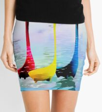 The Loch Ness Ladles Are Coming!! Mini Skirt