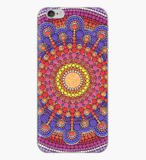 Jewel Drop Mandala iPhone Case