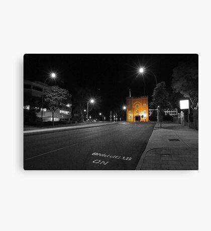Barracks Arch - Perth Western Australia  Canvas Print