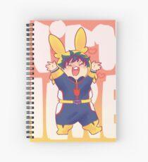 Cuaderno de espiral ¡¡¡Estoy aquí!!!