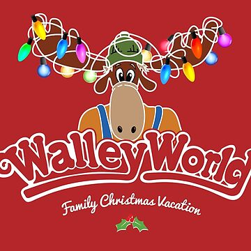 WalleyWorld - Christmas  Vacation by Purakushi