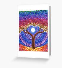 Secret Life of Trees Greeting Card