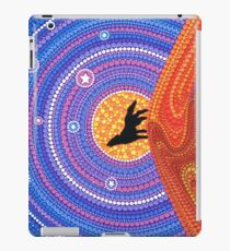 Night of the Wandering Wolf iPad Case/Skin