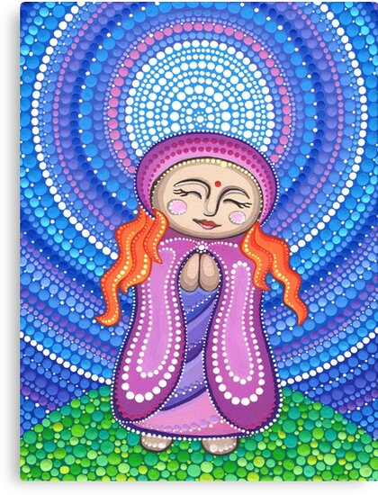 Goddess of Compassion by Elspeth McLean
