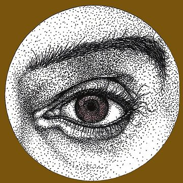 Realistic brown eyes by Surrealist1