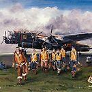 630 Sqdn Aircrew Return by Woodie