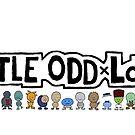 Little Odd Lots - Logo/Characters by prezofmoon