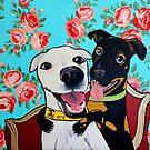 Happy Dogs  by Mirjam Griffioen