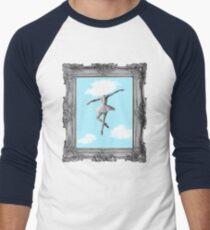DANCING HIGH Men's Baseball ¾ T-Shirt