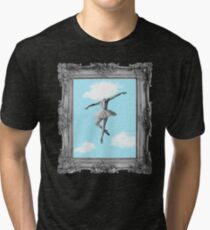 DANCING HIGH Tri-blend T-Shirt