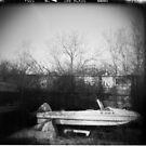 Brewer's Land (Boat) by joshsteich