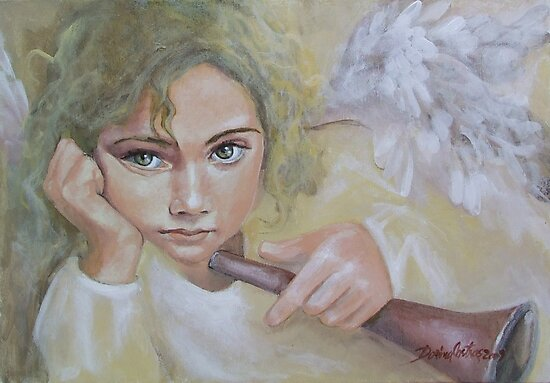 Angel (8) by dorina costras