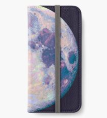 Moon iPhone Wallet/Case/Skin