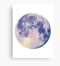 Mond Leinwanddruck