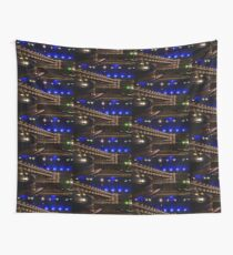 North Greenwich Tube Station Wall Tapestry