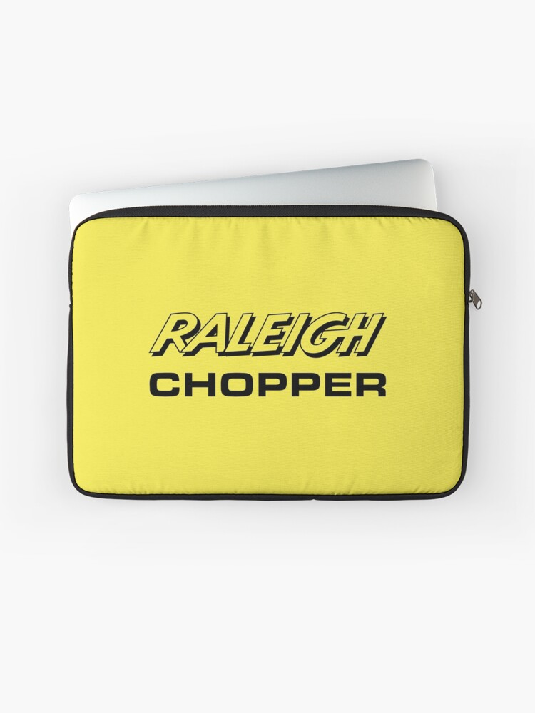 Raleigh Chopper old style logo (as seen above the rear reflector) | Laptop  Sleeve