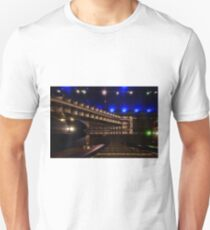 North Greenwich Tube Station Unisex T-Shirt