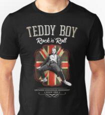 TEDDY BOY ROCK'N'ROLL Slim Fit T-Shirt